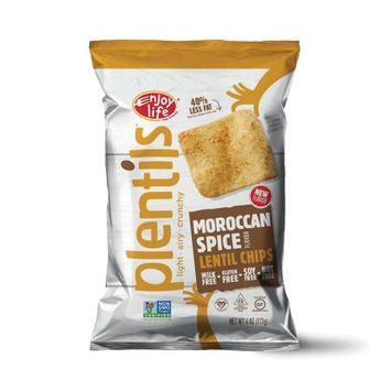 Enjoy Life Vegan Moroccan Spice Lentil Chips