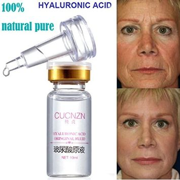 Coerni100% Pure Extract Hyaluronic Acid Serum - Strong Anti Wrinkle, Anti Aging,Hydrating and Whitening 10ml