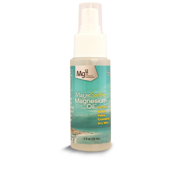 MagneSoothe Magnesium Oil Mg12 2 oz Oil