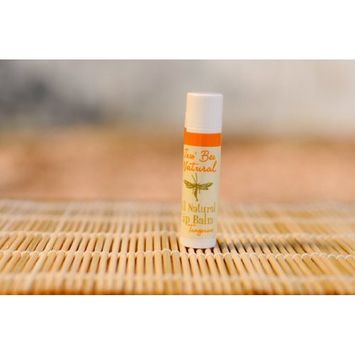 The Best All Natural Lip Balm- Tangerine
