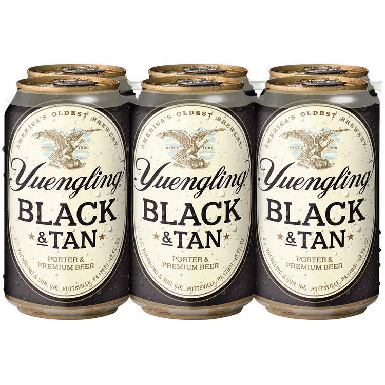 Yuengling® Black & Tan Porter & Premium Beer
