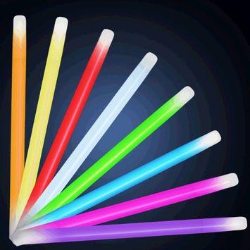 Blinkee 10 Inch Glow Stick Baton Blue