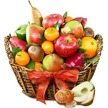 Golden State Fruit California Bounty Fruit Basket Gift