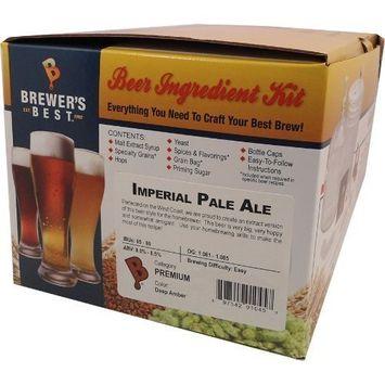 Home Brew Ohio Best Imperial Pale Ale Beer Ingredient Kit