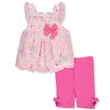 Baby Girls' 2-Piece Outfit [baby_clothing_size: baby_clothing_size-3-6months]