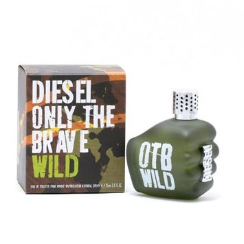 Diesel 20014898 Only The Brave Wild Men Eau de Toilette Spray