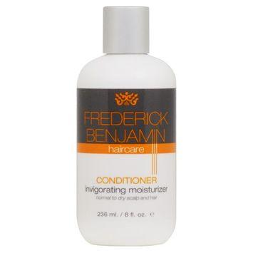 Frederick Benjamin Invigorating Cleanser Conditioner 8 oz