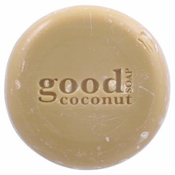 Alaffia, Soap Bar Good Soap Coconut Green Tea, 3.9 Ounce