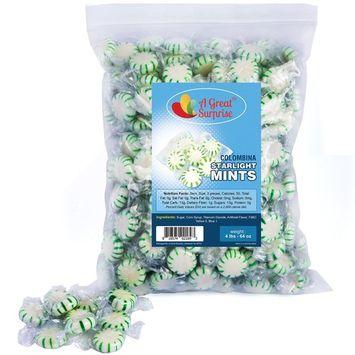 Mint Candy - Colombina Starlight Mints - Hard Bulk Candy 4 LB
