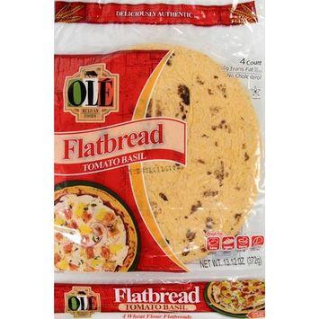 Ole Mexican Ole Flatbread, 4 ea