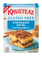 Krusteaz Gluten-Free Cinnamon Crumb Cake Mix