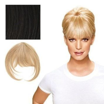 Dsgoogle Clip-in Bangs By Jessica Simpson and Ken Paves