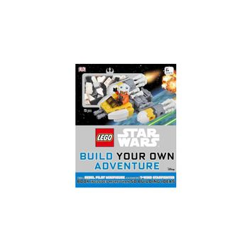 Lego Star Wars - Build Your Own Adventur ( Lego Star Wars) (Mixed media product)