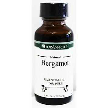 LorAnn Bergamot Natural and Pure Essential Oil, 1 oz