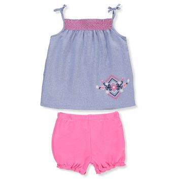 Baby Girls' Dress with Diaper Cover [baby_clothing_size: baby_clothing_size-6-9months]