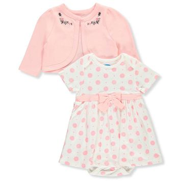 Baby Girls' 2-Piece Outfit [baby_clothing_size: baby_clothing_size-18months]
