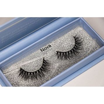 Luna XO Beauty NOVA Luxurious Reusable False 3D Mink Eyelashes