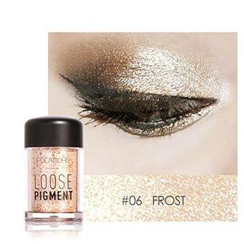 Expxon Focallure 12 Colors Eye Shadow Makeup Pearl Metallic Eyeshadow Palette