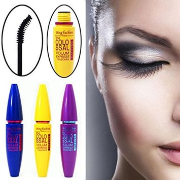 Voberry Cosmetics, Mascara, Black, Waterproof Mascara, Smudge proof
