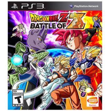 Namco Bandai Dragon Ball Z: Battle of Z (PS3) - Pre-Owned
