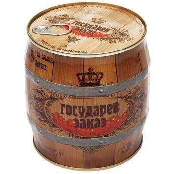 Gosudarev Zakaz Salmon (Red) Caviar 907 g (2 lbs) can