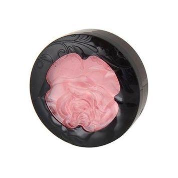 Cosmetics Rouge Makeup Blusher (Pink)