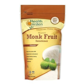 Health Garden Monk Fruit Classic Sweetener, 1 Pound