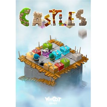 Whoot Games Castles (PC) (Digital Download)