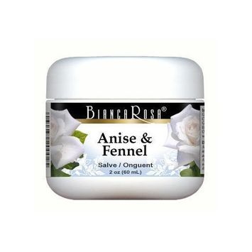 Anise and Fennel Combination - Salve Ointment (2 oz, ZIN: 513073)