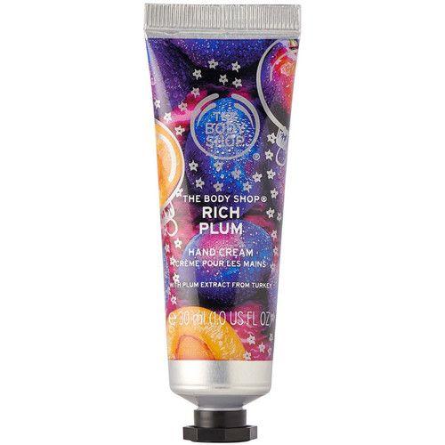 The Body Shop Online Only Rich Plum Hand Cream