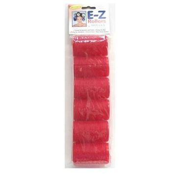 Hairart Self Gripping Red Med Rollers # 13303