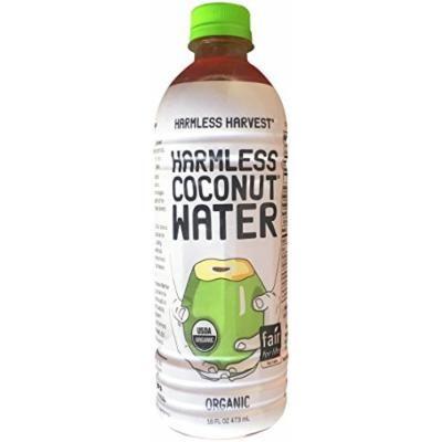 Harmless Harvest, Harmless Coconut Water, 2 pack of 16 fl oz bottles