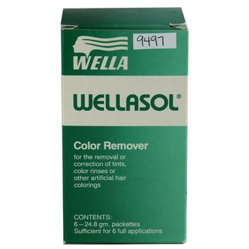 Wellasol Color Remover