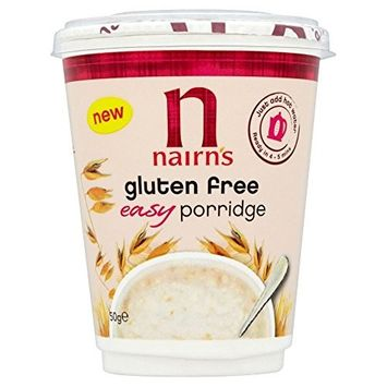 Nairn's Gluten Free Easy Porridge (50g) - Pack of 2
