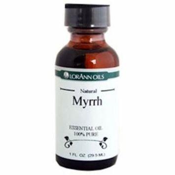LorAnn Myrrh Natural Essential Oil 1 oz