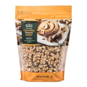 Chocolate Peanut Butter Granola - 12oz - Archer Farms™