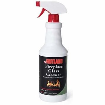 Fireplace glass & Hearth Cleaner-1 Quart