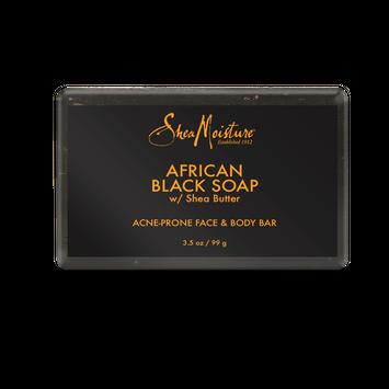Shea Moisture African Black Soap Acne Prone Face & Body Bar