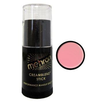 Mehron Makeup CreamBlend Stick (.75 oz) (PINK)