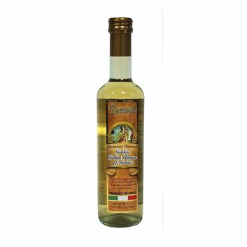 Botticelli Golden Italian Balsamic Vinegar of Modena. From, Cold Pressed Olives. Full Flavor and Rich Aroma, Great for Cooking, Sautéing, as a Salad Dressing and Topping (16.9oz/500ml)
