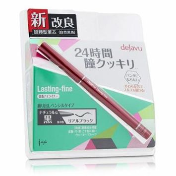 Dejavu - Lasting Fine Pencil Eyeliner - Real Black -0.15g/0.005oz