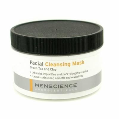 Menscience - Facial Cleaning Mask - Green Tea And Clay -90g/3oz
