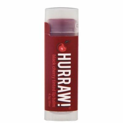 Hurraw! Balm Tinted Lip Balm Black Cherry -- 0.15 oz (pack of 1)
