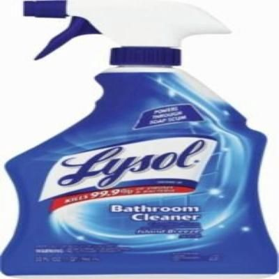 Reckitt Lysol 32 oz. Bathroom Cleaner with Trigger