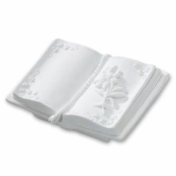 Decopac Gum Paste Bible (3 Count), White
