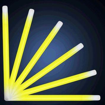 Blinkee 10 Inch Glow Stick Baton Yellow