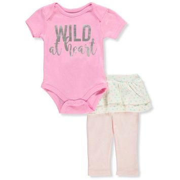 Baby Girls' 2-Piece Outfit