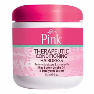 Lusters Pink Therapeutic Conditioning Hairdress For Healthy Hair, 5 Oz, 6 Pack