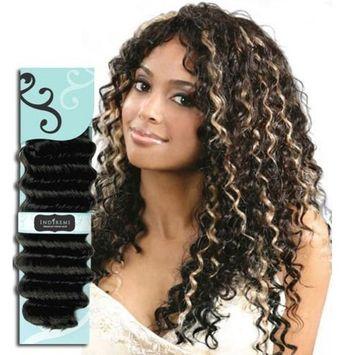 Bobbi Boss Indi Remi Premium Virgin Hair - Soul Wave (12