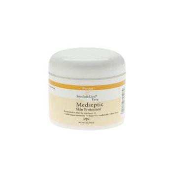 Deep healing foot cream, 4 oz. jar part no. msc095654h (1/ea)